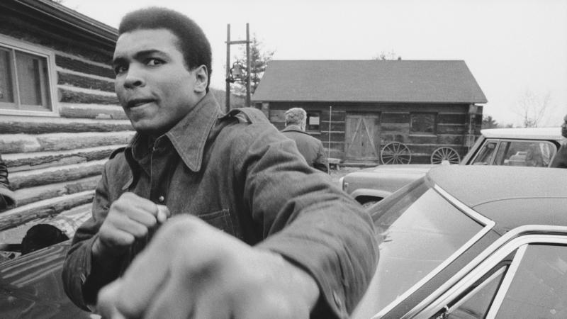The documentary I Am Ali pulls from Muhammad Ali's personal archive of audio journals and interviews with members of his inner circle.