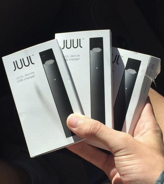 JUUL devices