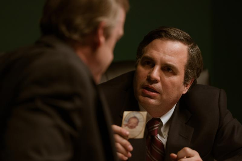 Mark Ruffalo stars as a lawyer facing off against Dupont in Todd Haynes's Dark Waters.
