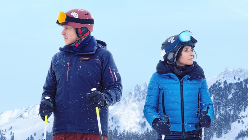 Will Ferrell and Julia Louis-Dreyfus star in the new dark comedy Downhill.