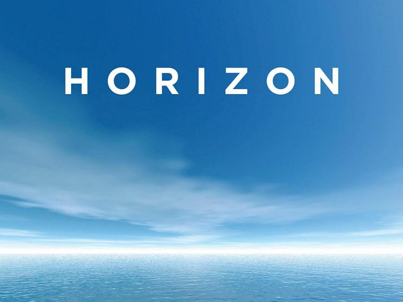 Horizon, by Barry Lopez