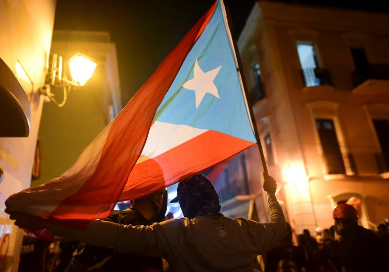 After years of social and economic turmoil, young Puerto Ricans see this year's election for governor as a chance to plot a better future for the island. Many who participated in last year's protests forcing the then-governor to resign are voting for the