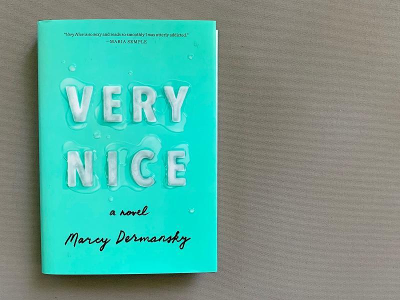 Very Nice, by Marcy Dermansky