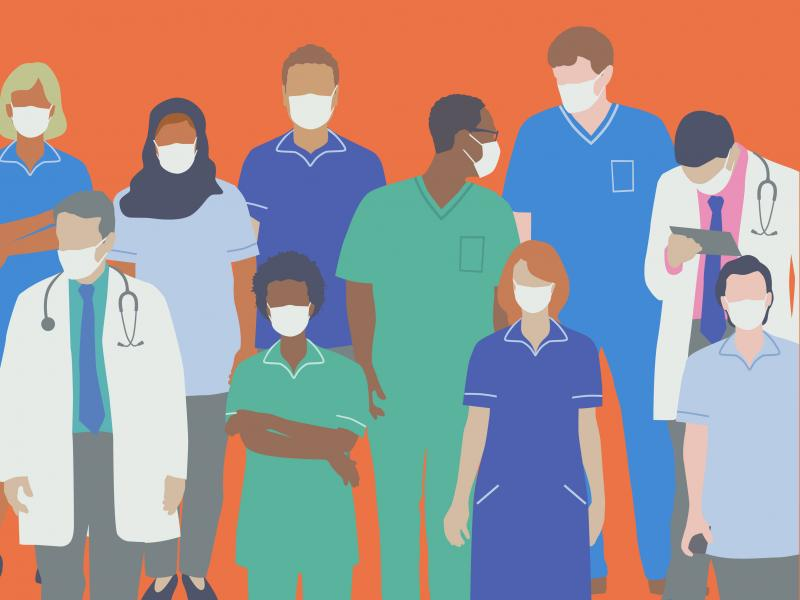 More than 4,000 foreign-born doctors officially begin their residencies at hospitals across the United States today. They'll confront two historic challenges: The coronavirus pandemic and some of the most restrictive immigration policies this nation has s