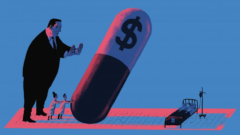 Drug companies have infiltrated nearly every part of the process that determines how their drugs will be covered by Medicaid.