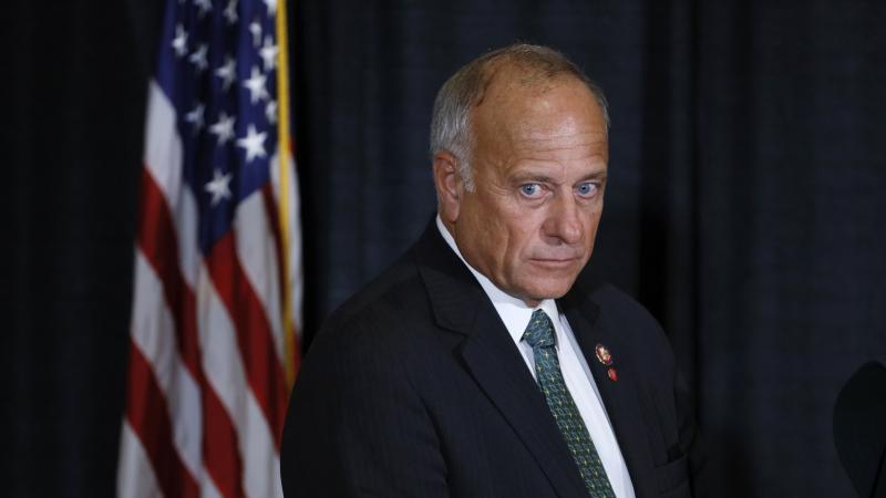 "Rep. Steve King faced criticism for his comments on abortion, including when he questioned whether there would be ""any population of the world left"" if not for births due to rape and incest."