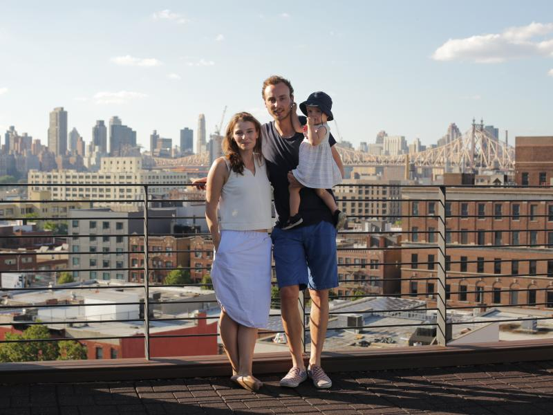 Felix Zeltner lives with his wife, Christina Horsten, and their daughter, Emma, in Long Island City, N.Y. Visiting his native Germany this summer, he was struck by the differences in how the coronavirus has been handled.