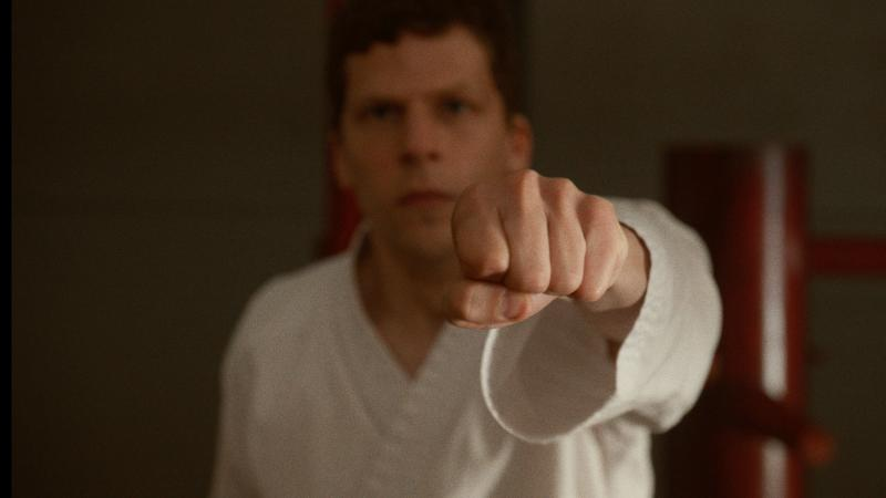 "The Art of Self-Defense is both scathing cultural commentary and dark comedy. The script is ""the funniest thing I've ever read,"" says star Jesse Eisenberg."