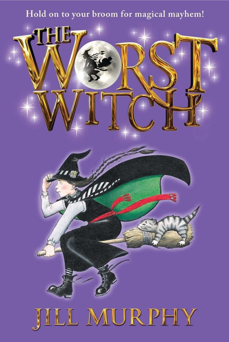 The Worst Witch, by Jill Murphy