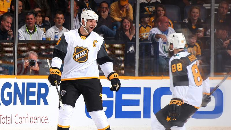 new style 7a903 2a326 John Scott Transcends Jokes, NHL's Resistance And Is Named ...