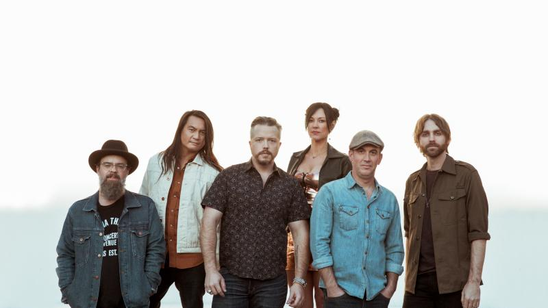 Jason Isbell and the 400 Unit.