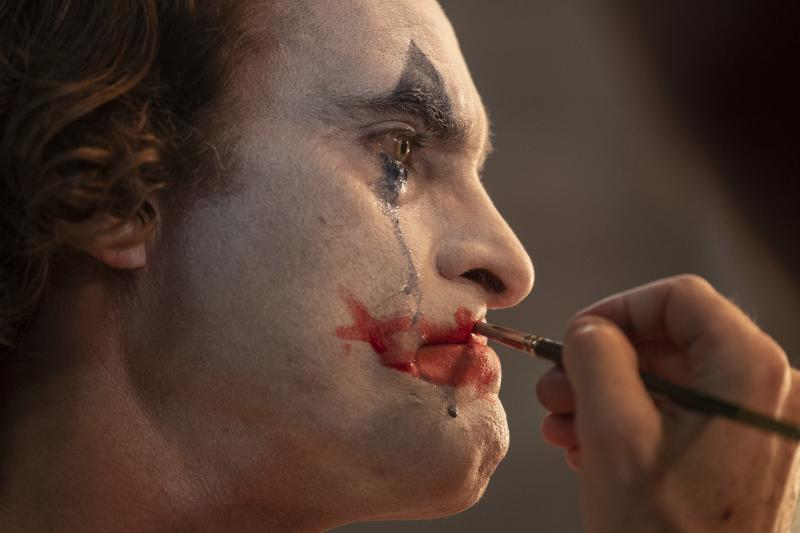 Why so serious?: In Joker, failing stand-up comedian Arthur Fleck, played by Joaquin Phoenix, is done being the butt of the joke.