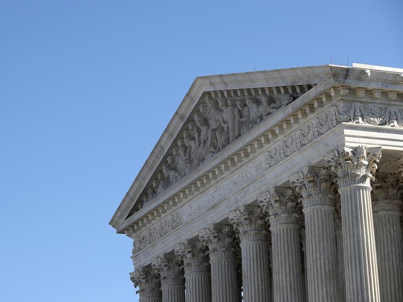 The Supreme Court justices took up a death penalty case on Monday, looking at an inmate's right to help from a mental health expert.
