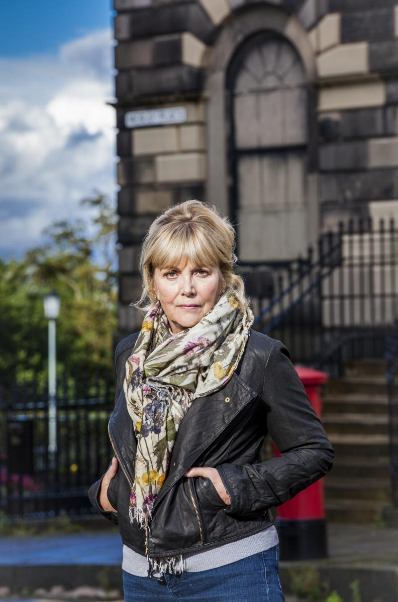 Kate Atkinson says she never sees her characters at just one stage of their lives. Just as we are constantly thinking about the past, present and future in real life, she constructs her characters in the same way.