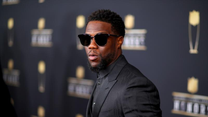Kevin Hart, seen attending the NFL Honors ceremony in February. Just a couple of days after he was announced as host of the next Oscars awards ceremony, the comedian said he would be stepping down amid a firestorm over his past tweets.