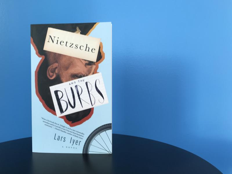 Nietzsche and the Burbs, by Lars Iyer