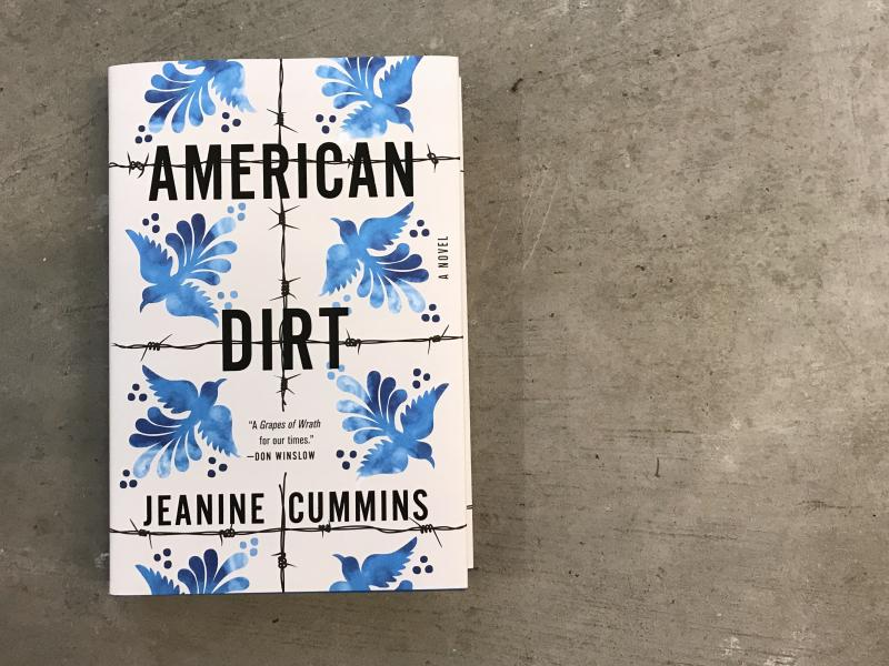 American Dirt, by Jeanine Cummins