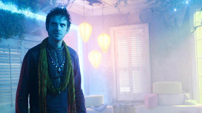 David (Dan Stevens) got his groove on, in more ways than one, in the final season of Legion.