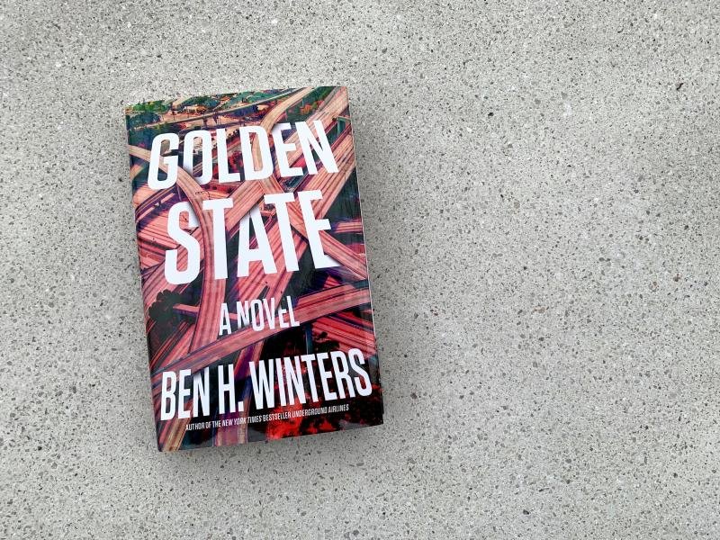 the cover art of Golden State by Ben H. Winters