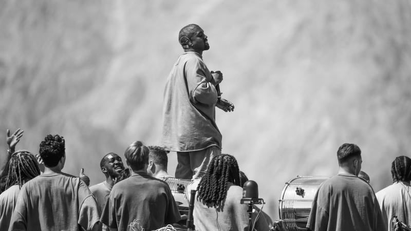 Listen Kanye West Finally Drops Jesus Is King 88 5 Wfdd