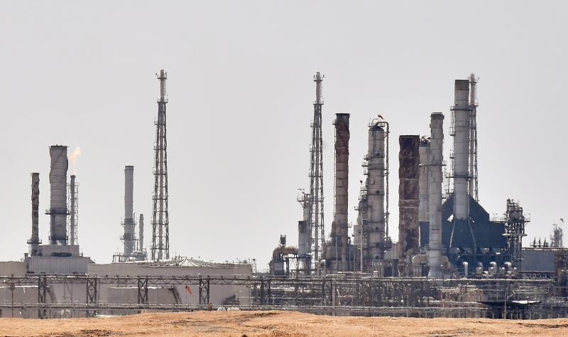 TOPSHOT-SAUDI-YEMEN-CONFLICT-OIL