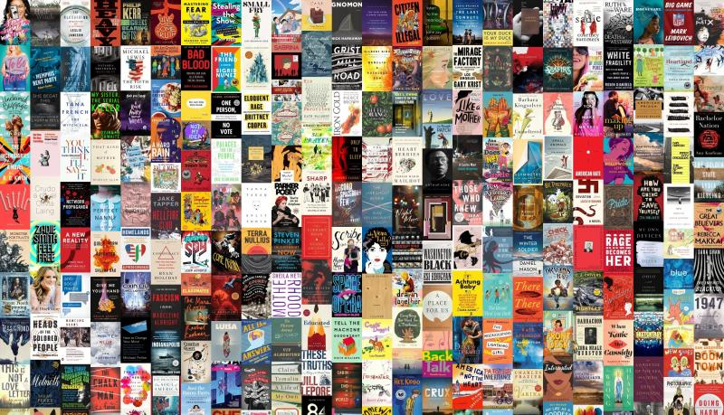 Click here to browse more than 300 recommended titles in NPR's 2018 Book Concierge.