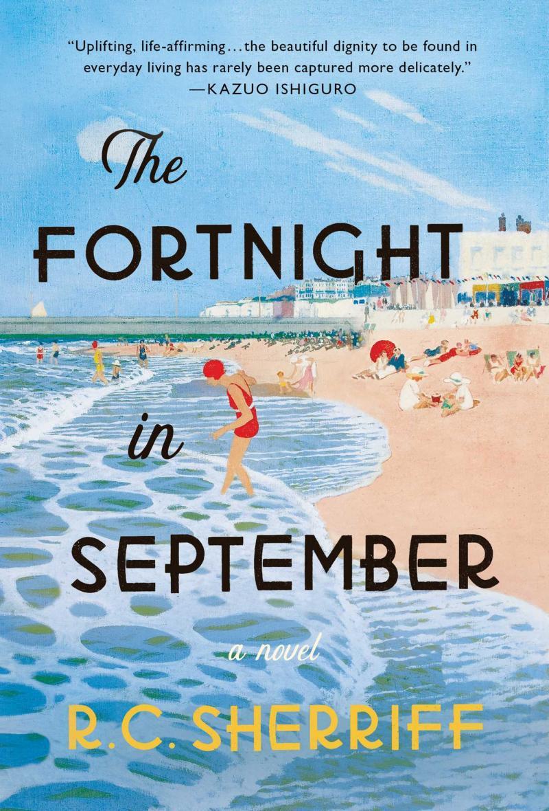 The Fortnight in September, by R.C. Sherriff