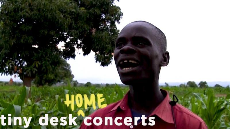 Malawi Mouse Boys plays a Tiny Desk (Home) Concert.