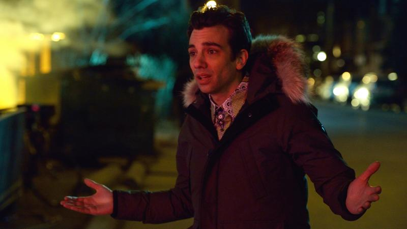 Man seeking woman examines how it feels to be single dating and on man seeking woman jay baruchel plays josh who is getting used to dating ccuart Gallery