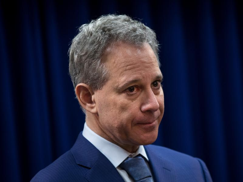 New York Attorney General Eric Schneiderman says he will resign on Tuesday, following accusations that he physically assaulted multiple women. Schneiderman contests the allegations.