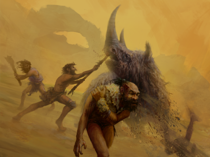 Neanderthal life not especially risky, skull analysis shows