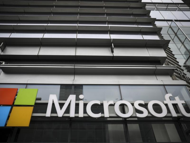 """Microsoft said it has seen """"significant cyber activity"""" by a hacker group with suspected ties to Iran."""