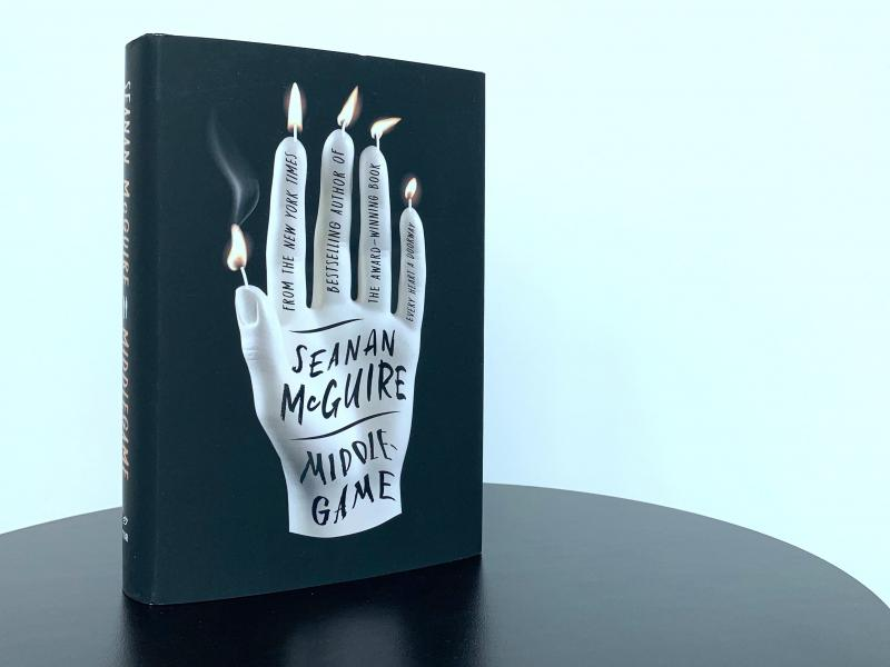 Middlegame, by Seanan McGuire