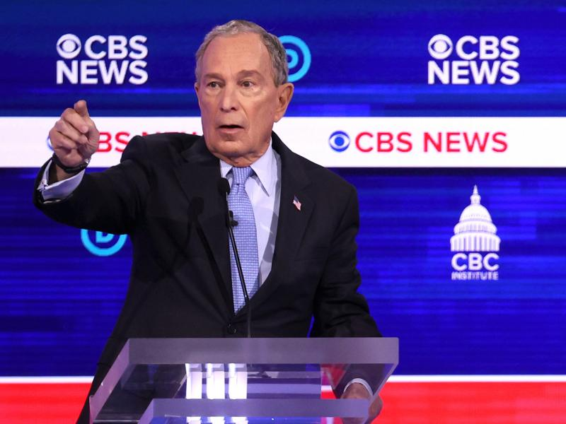"""Former New York City Mayor Mike Bloomberg defended the """"stop-and-frisk"""" policy for years, until he launched his presidential bid."""