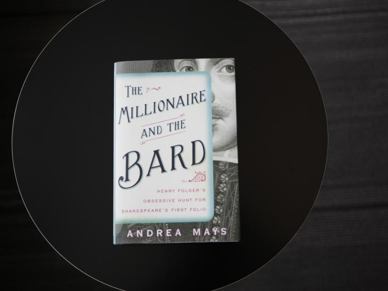 The Millionaire and the Bard promo photo option 1