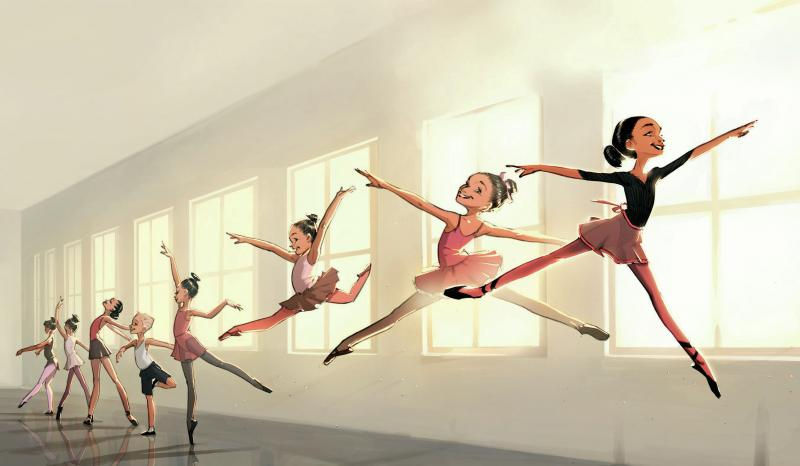 Misty Copeland based the characters in Bunheads on the ballet friends she grew up with.