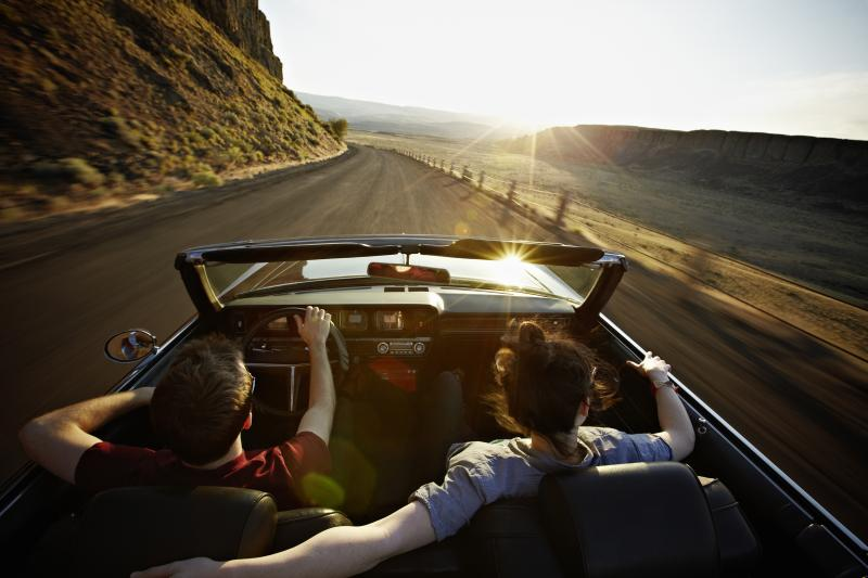 Crank up the volume and give the All Things Considered road-trip playlist a test drive.