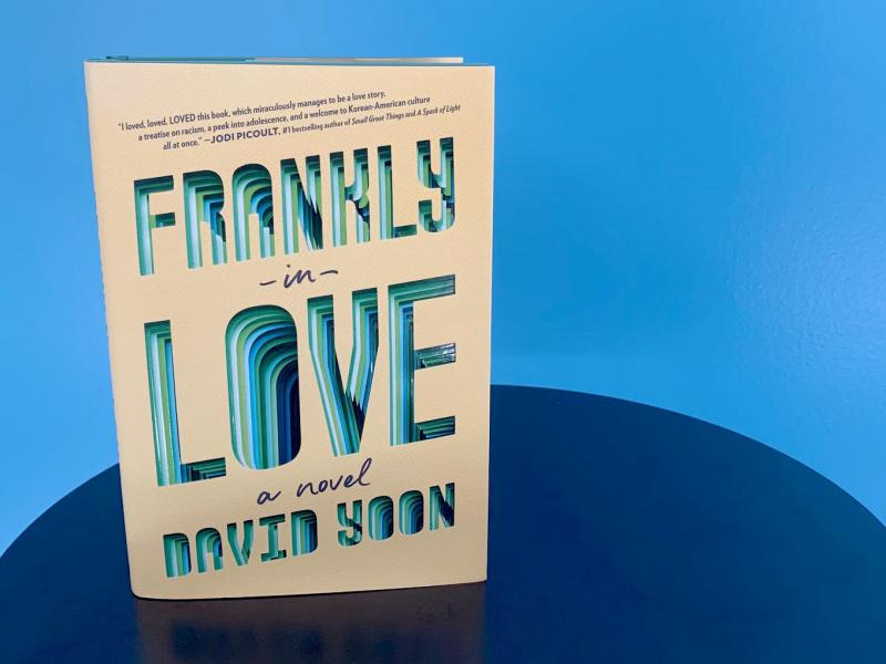 Frankly in Love, by David Yoon