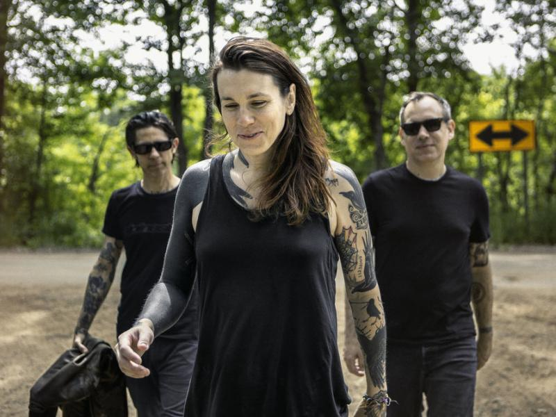 Laura Jane Grace & The Devouring Mothers' album Bought to Rot is on our list of the best new albums out Nov. 9.