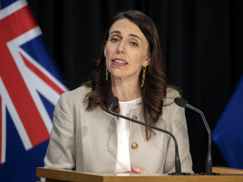 """COVID is the world's new normal,"" New Zealand Prime Minister Jacinda Ardern said on Monday, in announcing a delay in national elections."