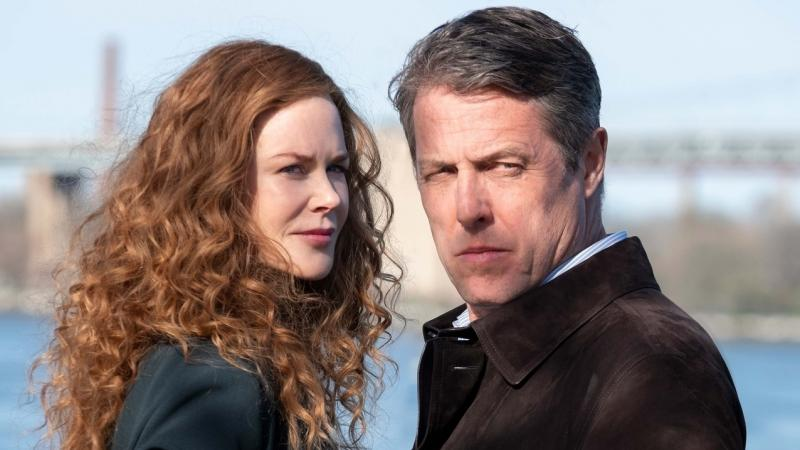 Love ... Actually? Nicole Kidman and Hugh Grant play a married couple whose relationship is not what seems in The Undoing.
