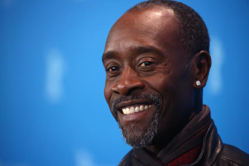 Don Cheadle attends the Miles Ahead photo call during the 66th Berlinale International Film Festival Berlin on Feb. 18, 2016.