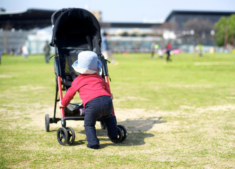 Injuries to babies associated with products like strollers and cribs have increased, a study finds.