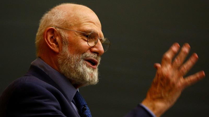 Oliver Sacks was an author, physician and a professor of neurology at the New York University School of Medicine.