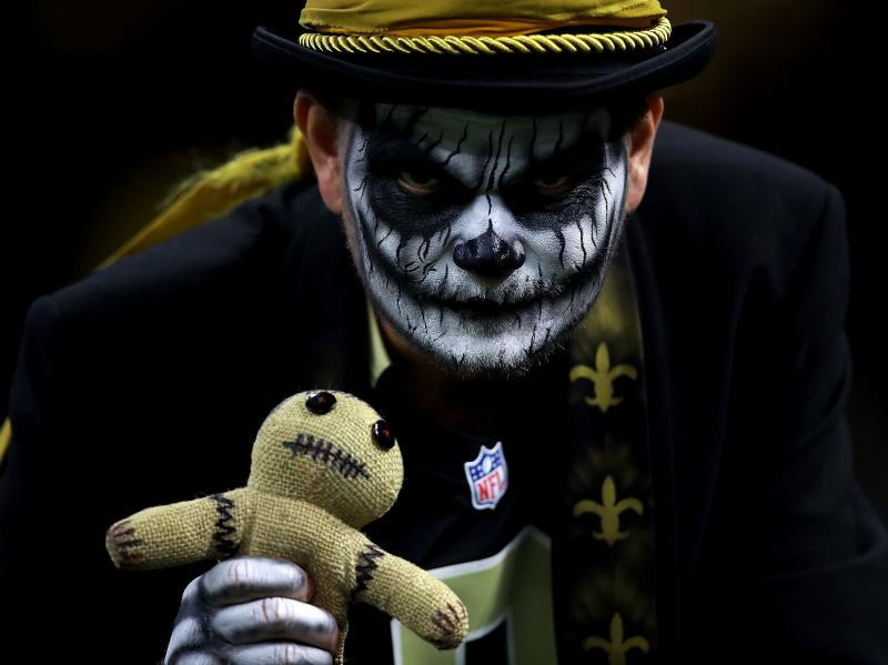 On Halloween, Remember: Voodoo Isn't Black Magic | 88 5 WFDD
