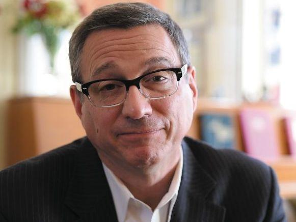 """Evangelical minister Rob Schenck says change is a part of spirituality: """"Any time we stop changing, we stagnate spiritually, emotionally [and] intellectually."""""""