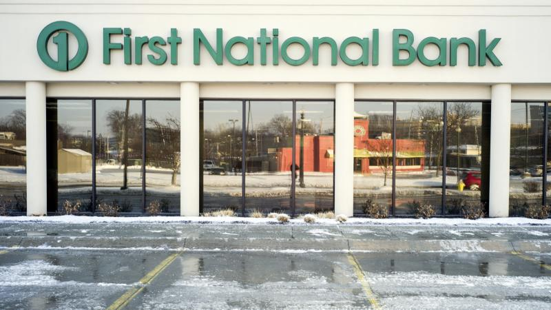 The First National Bank of Omaha was among several businesses that renounced partnerships with the National Rifle Association in the aftermath of the Parkland, Fla., school shooting.
