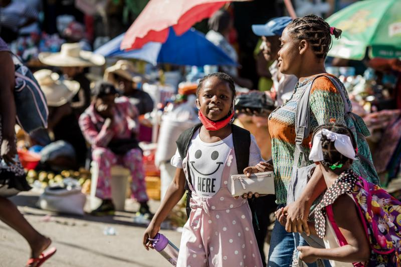 Haiti's success is not due to some innovative intervention against the virus. Most people have given up wearing masks in public on the streets of Port-au-Prince and elsewhere. And Haiti hasn't yet administered a single COVID-19 vaccine.