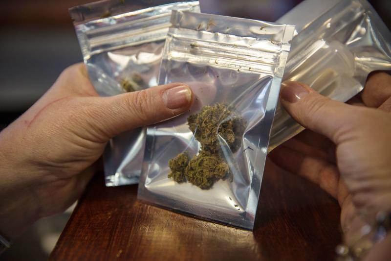 Researchers looked at states with medical marijuana dispensaries and those that allow home cultivation.