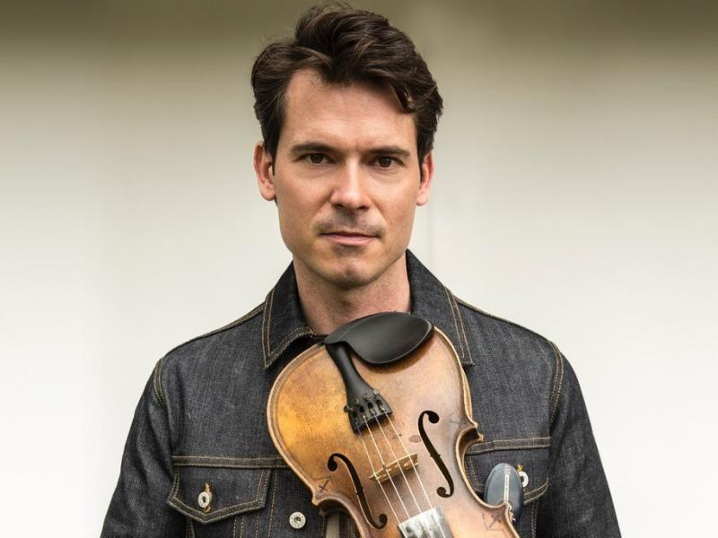 Ketch Secor of Old Crow Medicine Show.